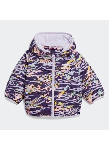 adidas Adidas Bebek Günlük Kaban Down Jacket Gd2851 Renkli